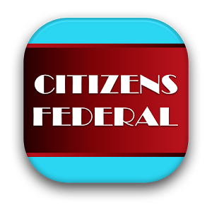 Citizens Federal Savings and Loan Association Logo